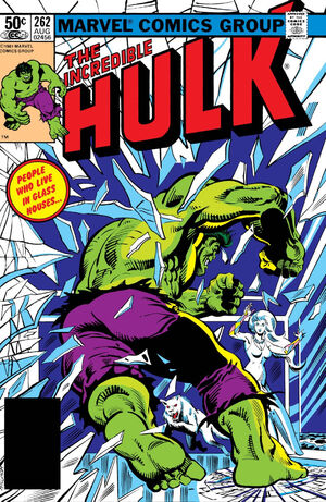 Incredible Hulk Vol 1 262