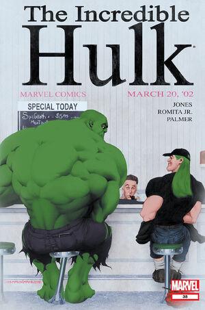 Incredible Hulk Vol 2 38