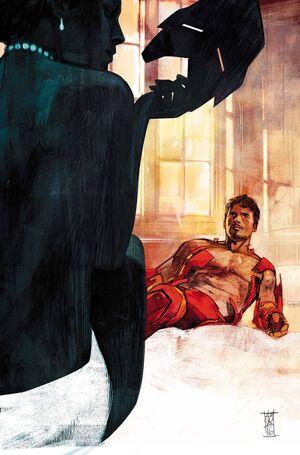 International Iron Man Vol 1 5 Textless