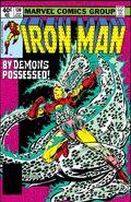 Iron Man Vol 1 130