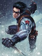 James Buchanan Barnes (Earth-TRN517) from Marvel Contest of Champions 002