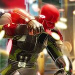Johann Shmidt (Earth-TRN670) from Marvel Strike Force 0001