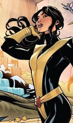 Katherine Pryde (Earth-616) from X-Men Fantastic Four Vol 2 1 001