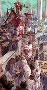 Krakoa (Sinister's Castle) (Earth-616) from Uncanny X-Men Vol 2 14 0001