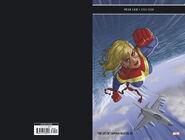 Life of Captain Marvel Vol 2 5 Quinones Wraparound Variant