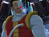 Luther Manning (Earth-12041)