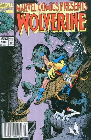 Marvel Comics Presents Vol 1 103