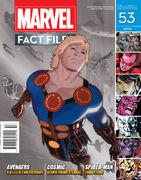 Marvel Fact Files Vol 1 53