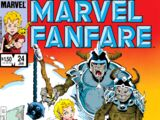 Marvel Fanfare Vol 1 24