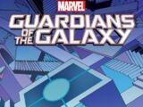 Marvel Universe Guardians of the Galaxy Infinite Comic Vol 1 3