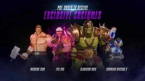 Marvel vs. Capcom Infinite - Gameplay Trailer 5