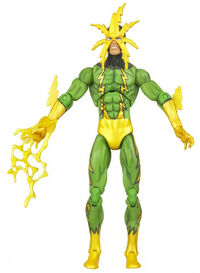 Maxwell Dillon (Earth-616) from Marvel Universe (Toys) Series I Wave V 0001