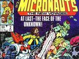 Micronauts Vol 2 2