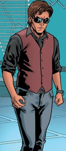 Miguel O'Hara (Earth-928) from Spider-Man 2099 Vol 2 11 001