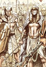 Moon Knight (2620 BC) (Earth-616) from S.H.I.E.L.D. Vol 1 1 001