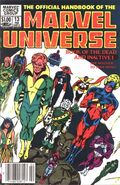 Official Handbook of the Marvel Universe Vol 1 13