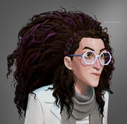 Olivia Octavius (Earth-TRN700) from Spider-Man Into the Spider-Verse 005