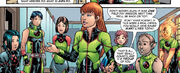 Paragons Squad (Earth-616) from New X-Men Vol 2 12 0002