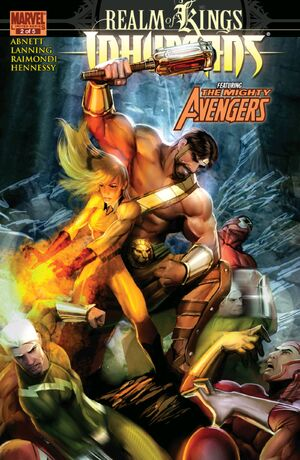 Avengers Mighty V1 #2 Cwi