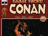 Savage Sword of Conan Vol 2 5