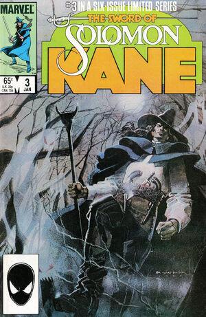 Solomon Kane Vol 1 3