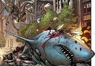 Starsharks from Civil War II X-Men Vol 1 2 001