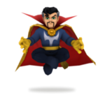 Stephen Strange (Earth-91119) from Marvel Super Hero Squad Online 001