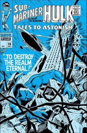 Tales to Astonish Vol 1 98