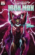 Tony Stark Iron Man Vol 1 6