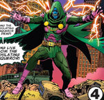 Victor von Doom (Earth-TRN379) from Fantastic Four Vol 4 15 0001