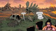 Weirdworld in Mrs. Deadpool and the Howling Commados Vol. 1 3
