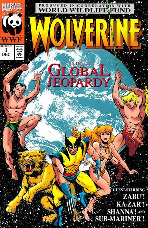 Wolverine Global Jeopardy Vol 1 1