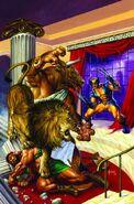 Wolverine Hercules Myths, Monsters & Mutants Vol 1 2 Textless