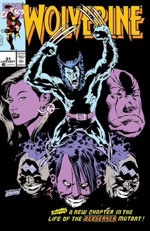 Wolverine Vol 2 31