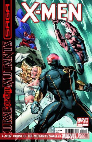 X-Men Curse of the Mutants Saga Vol 1 1