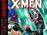 X-Men: Curse of the Mutants Saga Vol 1 1