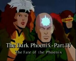 X-Men The Animated Series Season 3 14 Screenshot