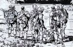 1st Battalion, 5th Cavalry Regiment (Earth-85101) from Savage Tales Vol 2 1 0001