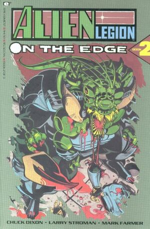 Alien Legion On the Edge Vol 1 2