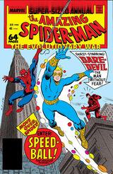 Amazing Spider-Man Annual Vol 1 22