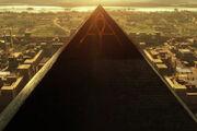 Apocalypse's Pyramid from X-Men- Apocalypse 001