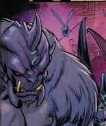 Bestial (Earth-616) - Fear Itself The Fearless Vol 1 8