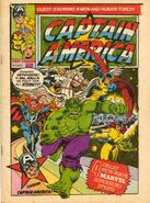 Captain America (UK) Vol 1 7