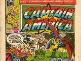 Captain America (UK) Vol 1