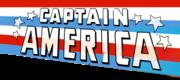 Captain America Forever Allies (2010) Logo