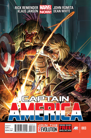 Captain America Vol 7 3