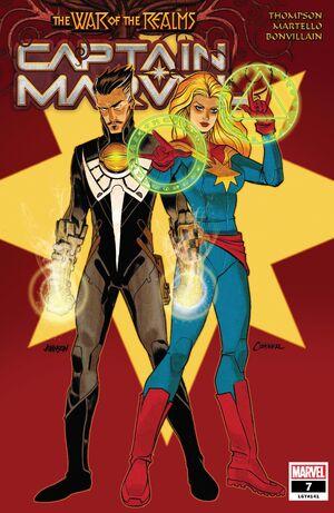 Captain Marvel Vol 10 7