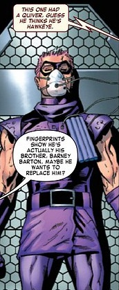 Charles Barton (Earth-616) from Dark Avengers Vol 1 184