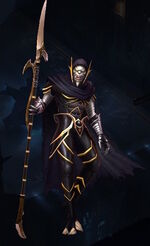 Corvus Glaive (Earth-TRN012) from Marvel Future Fight 001