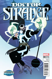 Doctor Strange Vol 4 8 Age of Apocalypse Variant